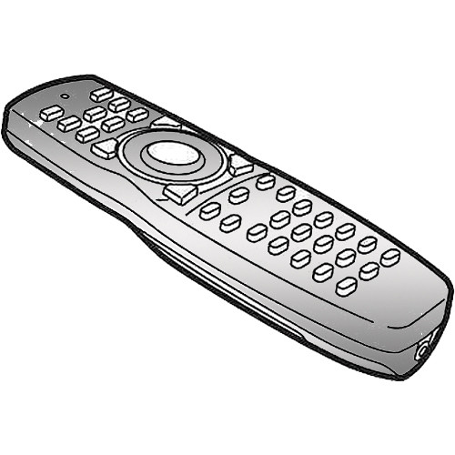 Epson Replacement Remote Control for Powerlite 4100/4200W/4300 Projector