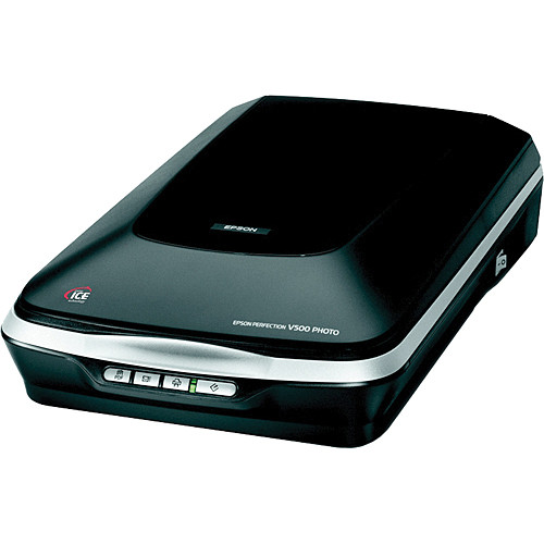 Epson Perfection V500 Flatbed Photo Scanner