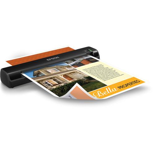 Epson WorkForce DS-30 Portable Scanner