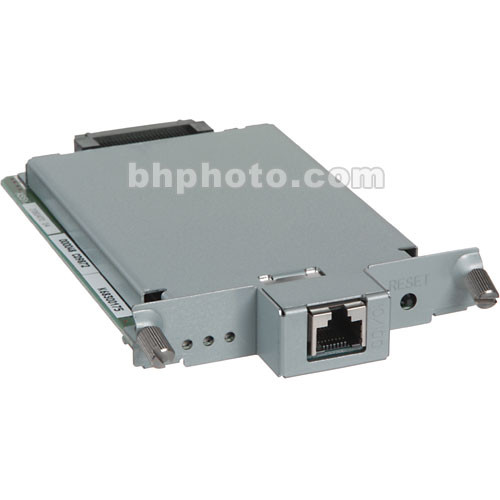 Epson Network Image Express Card