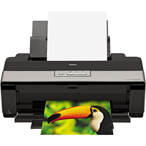 Epson Stylus Photo R1900 Inkjet Printer