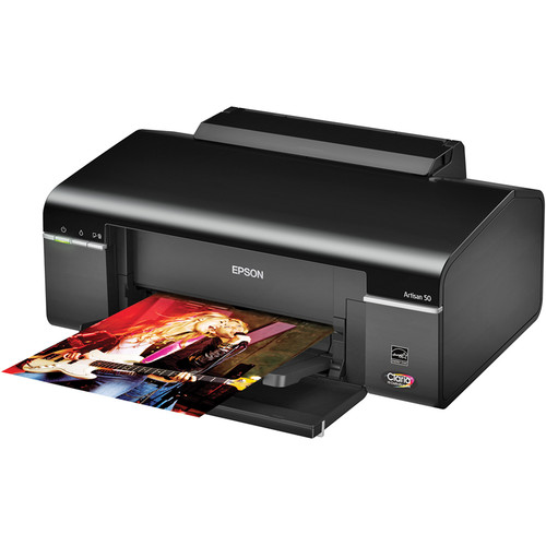 Epson Artisan 50 Color Inkjet Printer