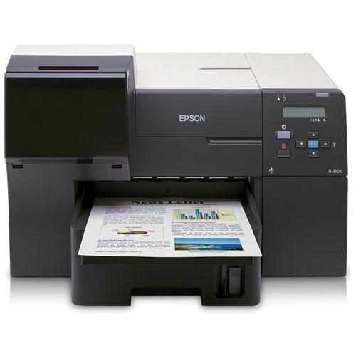 Epson B-310N Business Network Color Inkjet Printer
