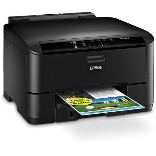 Epson WorkForce Pro WP-4020 Wireless Color Inkjet Printer