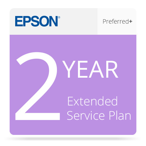 Epson 2-Year Preferred Plus Extended Service Plan for Stylus Pro 7600/9600
