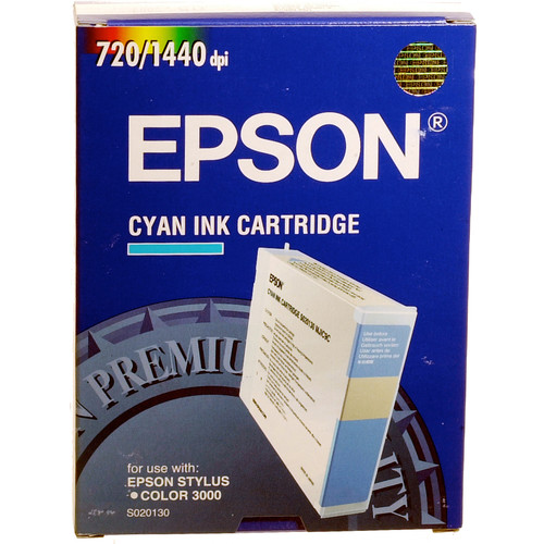 Epson S020130 Cyan Ink Cartridge