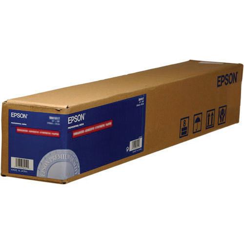 "Epson Premium Semigloss Photo Inkjet Paper (36"" x 100' Roll)"