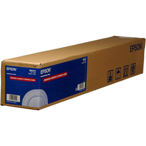 "Epson Enhanced Adhesive Synthetic Inkjet Paper (44"" x 100' Roll)"