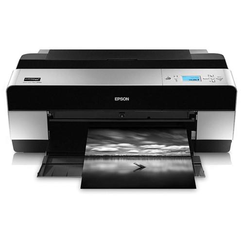 Epson Stylus Pro 3880 Inkjet Printer Signature Worthy Edition
