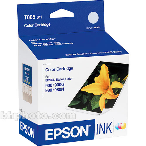 Epson Color Ink Cartridge for Stylus Color 900/980