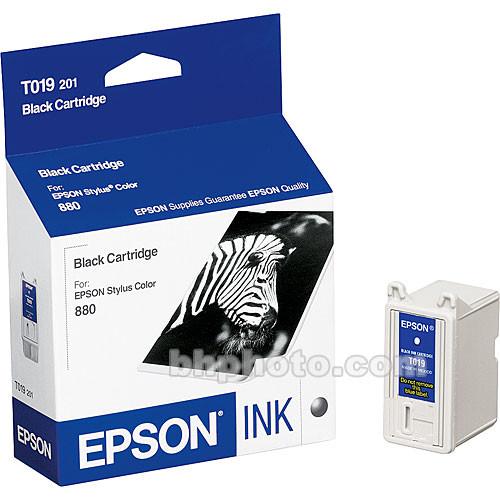Epson Black Cartridge for Epson Stylus Color 880