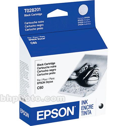 Epson Black Cartridge for Epson Stylus Color C60