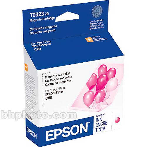 Epson T032320 Magenta Ink Cartridge