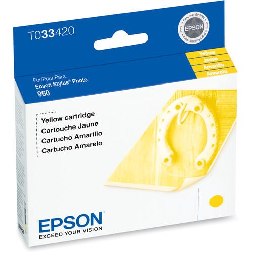 Epson Yellow Ink Cartridge