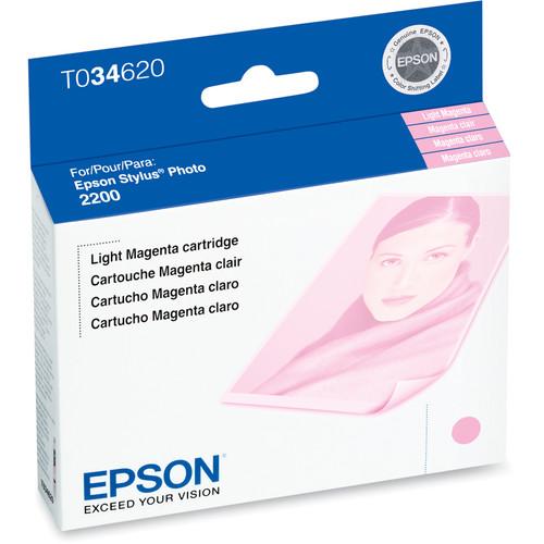 Epson UltraChrome Light Magenta Ink Cartridge