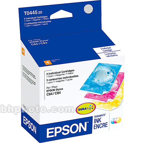 Epson Color Multi-Pack Ink Cartridges