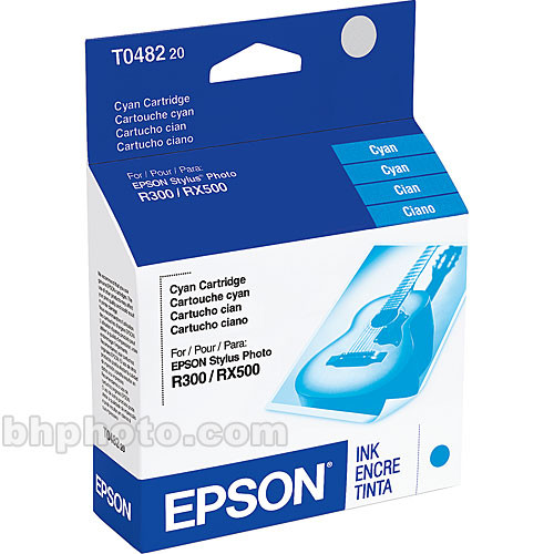 how to change ink cartridge in epson r200 printer
