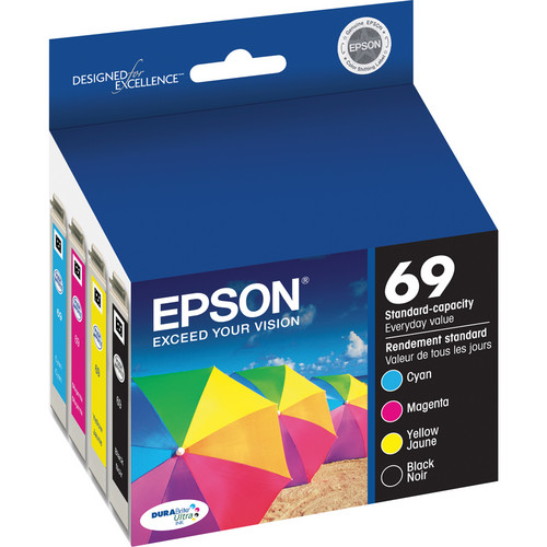 Epson 69 DURABrite Ultra Ink Combo Pack