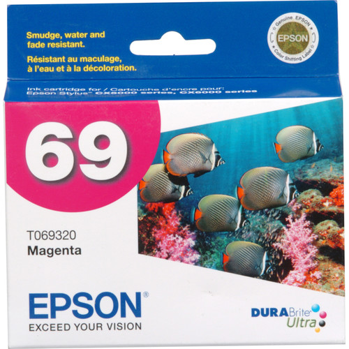 Epson 69 Magenta Ink Cartridge