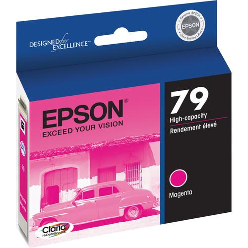 Epson 79 Magenta Ink Cartridge