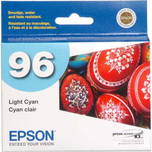 Epson 96 UltraChrome K3 Light Cyan Ink Cartridge