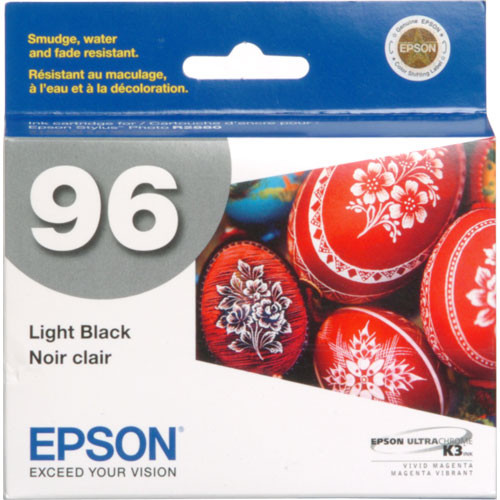 Epson 96 UltraChrome K3 Light Black Ink Cartridge