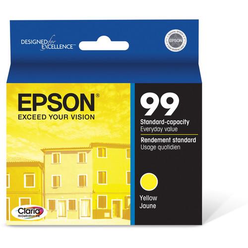 Epson 99 Yellow Ink Cartridge