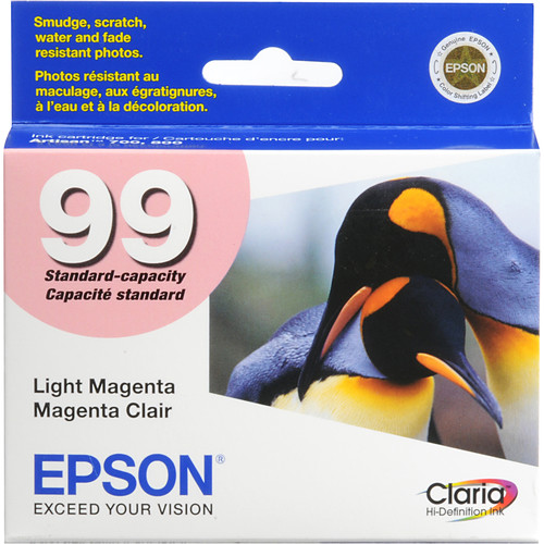 Epson 99 Light Magenta Ink Cartridge
