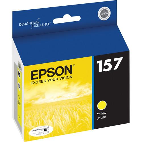 Epson 157 Yellow Ink Cartridge