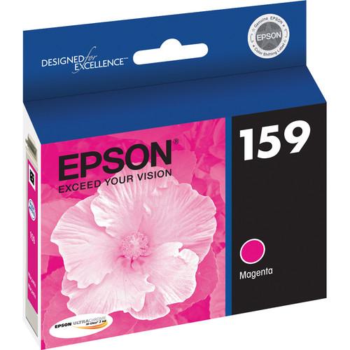 Epson 159 Magenta Cartridge