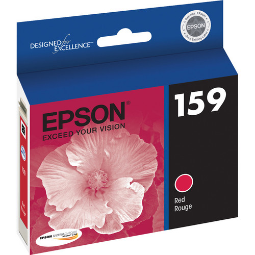 Epson 159 Red Ink Cartridge