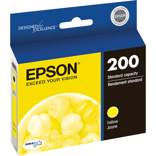 Epson 200 Ink Cartridge (Yellow)