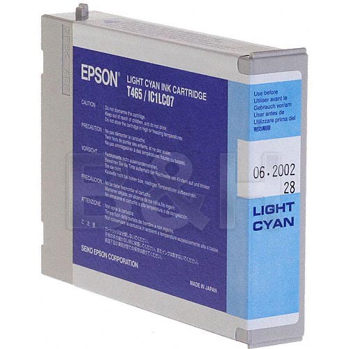 Epson Light Cyan Cartridge