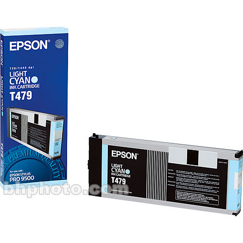 Epson Light Cyan Cartridge