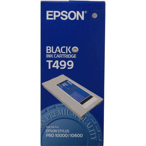 Epson Photo Dye Black Ink Cartridge