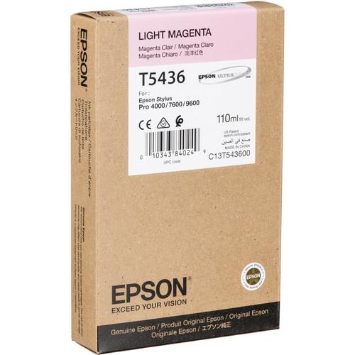 Epson UltraChrome, Light Magenta Ink Cartridge