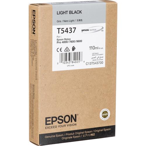 Epson UltraChrome, Light Black Ink Cartridge