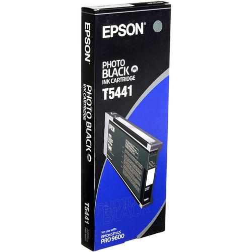 Epson T5441 UltraChrome Ink Cartridge (Photo Black, 220ml)
