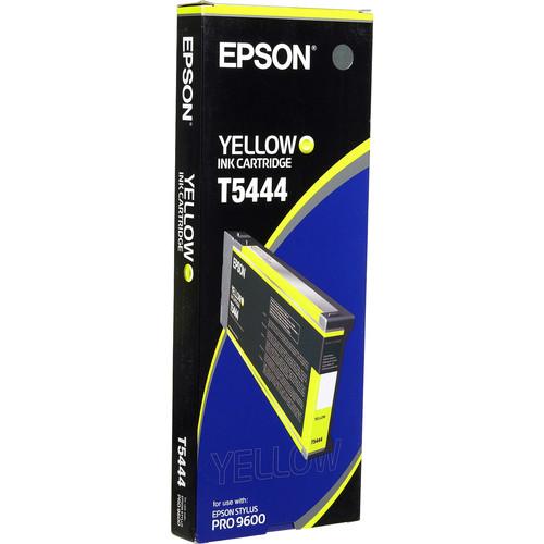 Epson UltraChrome, Yellow Ink Cartridge (220ml)