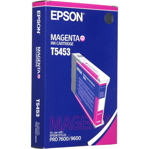 Epson Magenta Photographic Dye Ink Cartridge (110ml)