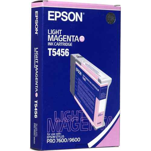 Epson Photographic Dye, Light Magenta Ink Cartridge