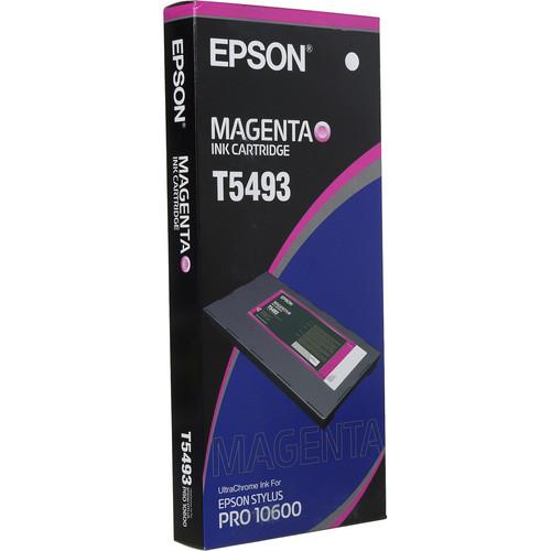 Epson UltraChrome, Magenta Ink Cartridge