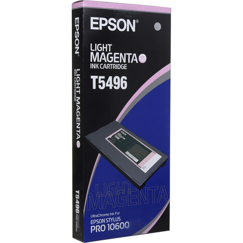 Epson UltraChrome, Light Magenta Ink Cartridge