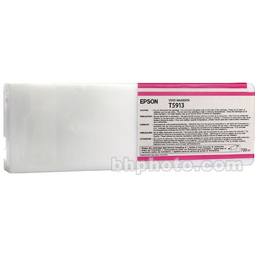 Epson UltraChrome K3 Vivid Magenta Ink Cartridge (700 ml)