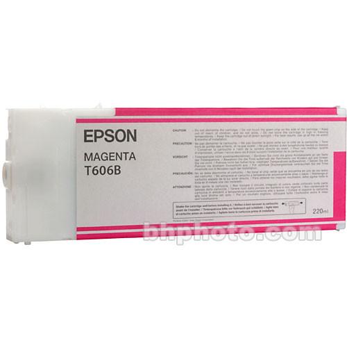 Epson UltraChrome K3 Magenta Ink Cartridge (220 ml)