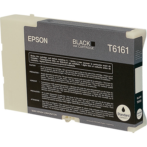 Epson Black Ink Cartridge For B-510DN Printer