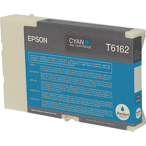 Epson Cyan Ink Cartridge For B-510DN Printer