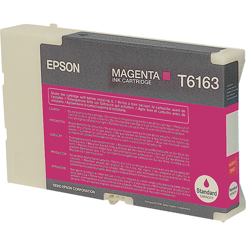 Epson Magenta Ink Cartridge For B-510DN Printer