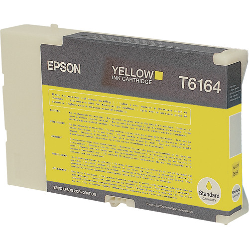 Epson Yellow Ink Cartridge For B-510DN Printer