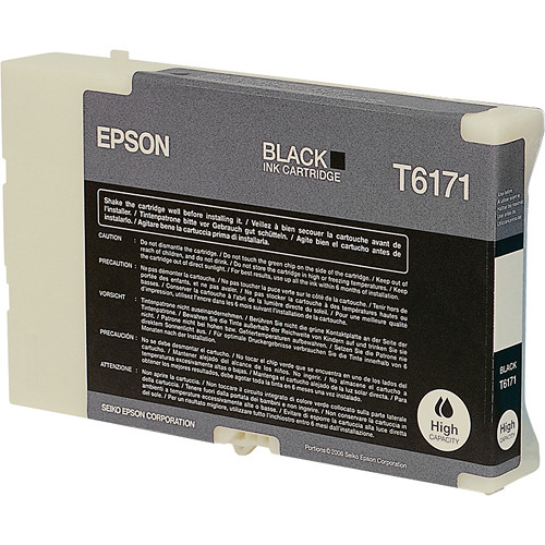 Epson High Yield Black Ink Cartridge For B-510DN Printer